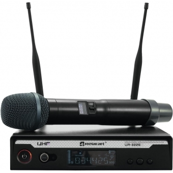 RELACART UR-222S 1-Channel UHF System