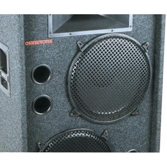OMNITRONIC Speaker-Grille 12,7 cm #2