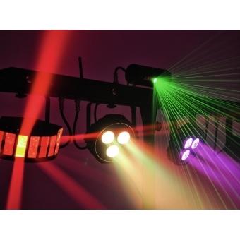 EUROLITE LED KLS Laser Bar FX Light Set #10