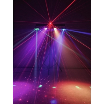 EUROLITE LED KLS Laser Bar FX Light Set #12