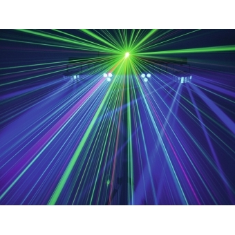 EUROLITE LED KLS Laser Bar FX Light Set #14