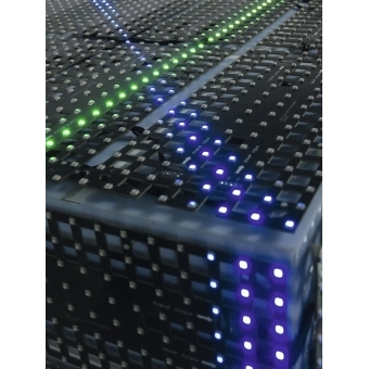 EUROLITE GD-25 LED panel 200x400mm #4