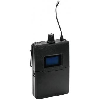 OMNITRONIC STR-1000 Bodypack Receiver for IEM-1000