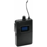 OMNITRONIC STR-1000 Bodypack Receiver for IEM-1000