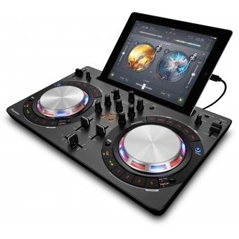 DDJ-WEGO3 Black - Multi-colour, compact DJ software controller #2