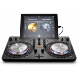 DDJ-WEGO3 Black - Multi-colour, compact DJ software controller
