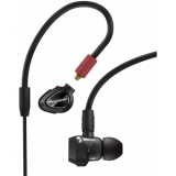 DJE-1500 - Professional in-ear headphones for DJs on the move