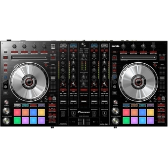 DDJ-SX2 - 4-channel Serato DJ controller with performance pads #4