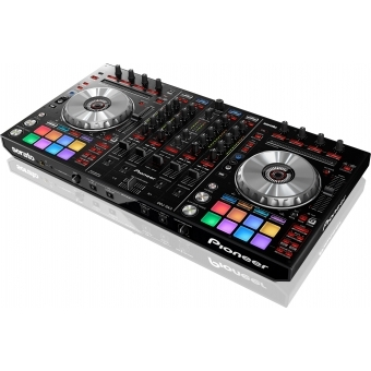 DDJ-SX2 - 4-channel Serato DJ controller with performance pads