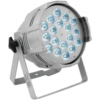 EUROLITE LED ML-56 QCL RGBW 18x10W Floor sil