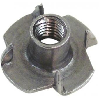 OMNITRONIC Nut M6, 9mm lenght
