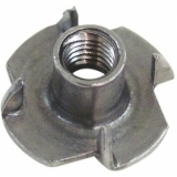 OMNITRONIC Nut M6, 9mm lenght
