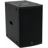 PSSO CSA-115CXA Active Subwoofer black