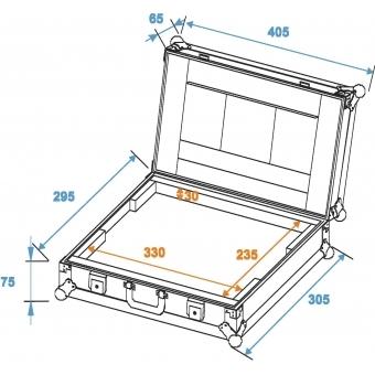 ROADINGER Laptop Case LC-13 maximum 325x230x30mm #4