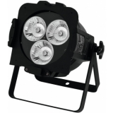EUROLITE LED ML-56 COB RGBW 3x30W NSP Floor black