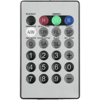 EUROLITE IR-8 Remote Control #2