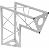 DECOTRUSS SAC-25 Corner / 90° silver
