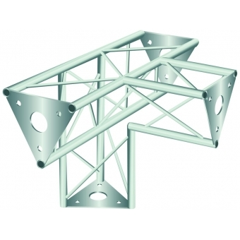 DECOTRUSS SAT-42 4-way piece / silver #2