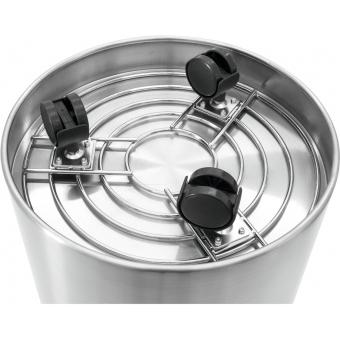 EUROPALMS STEELECHT-18, stainless steel pot, Ø18cm #4
