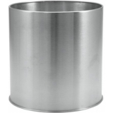 EUROPALMS STEELECHT-18, stainless steel pot, Ø18cm