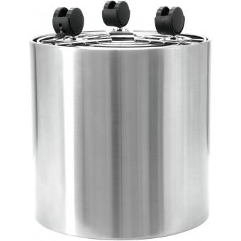 EUROPALMS STEELECHT-25, stainless steel pot, Ø25cm #2