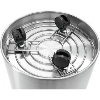 EUROPALMS STEELECHT-25, stainless steel pot, Ø25cm #4