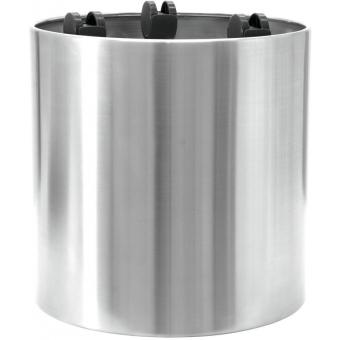 EUROPALMS STEELECHT-25, stainless steel pot, Ø25cm #6