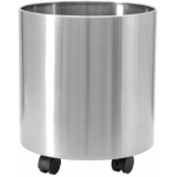 EUROPALMS STEELECHT-30, stainless steel pot, Ø30cm