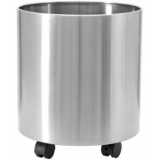 EUROPALMS STEELECHT-35, stainless steel pot, Ø35cm