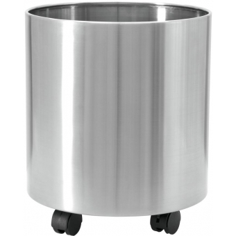 EUROPALMS STEELECHT-40, stainless steel pot, Ø40cm #8