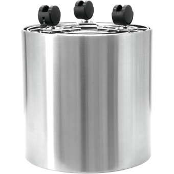 EUROPALMS STEELECHT-40, stainless steel pot, Ø40cm #9