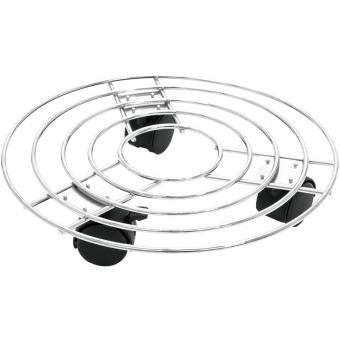 EUROPALMS STEELECHT-40, stainless steel pot, Ø40cm #5