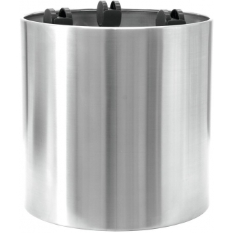 EUROPALMS STEELECHT-40, stainless steel pot, Ø40cm #6