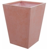 EUROPALMS Cachepot Terracotta-optics 44x58cm