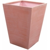 EUROPALMS Cachepot Terracotta-optics 52x69cm