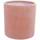 EUROPALMS Cachepot Terracotta-optics round 50x50cm