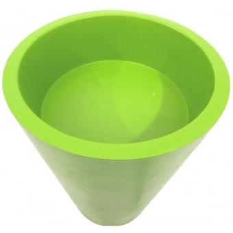 EUROPALMS Fiberglasspot, green, 44x61cm #2