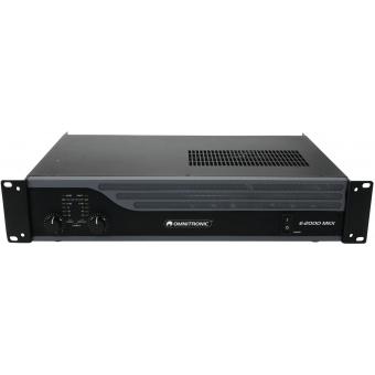 OMNITRONIC E-2000 MK2 Amplifier
