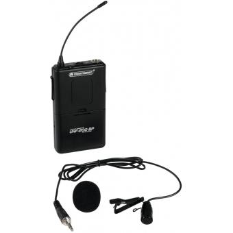 OMNITRONIC UHF-200 BP Bodypack 824.925MHz
