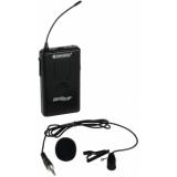 OMNITRONIC UHF-200 BP Bodypack 830.900MHz
