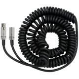 Bullet Cable - BC MIC CC - Cablu spiralat pentru microfon