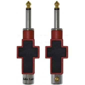 BULLET CABLE - jack 6.3mm drept #7
