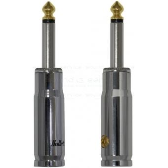 BULLET CABLE - jack 6.3mm drept #11