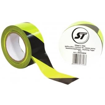 ACCESSORY Marking Tape PVC yellow/bl