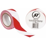 ACCESSORY Marking Tape PVC red/white