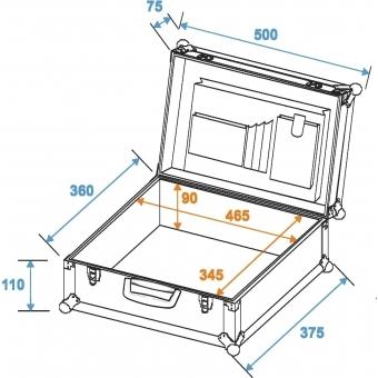 ROADINGER Universal Case BU-1, black #4