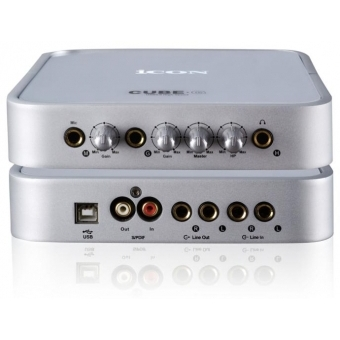 Icon Cube G - 4-In/4-Out USB recording audio Interface #3