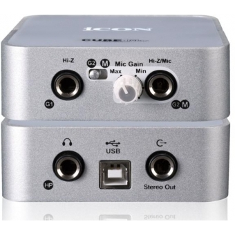 Icon Cube Mini - compact audio interface #3