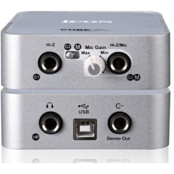 Icon Cube Mini - compact audio interface #3