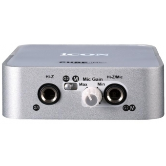 Icon Cube Mini - compact audio interface